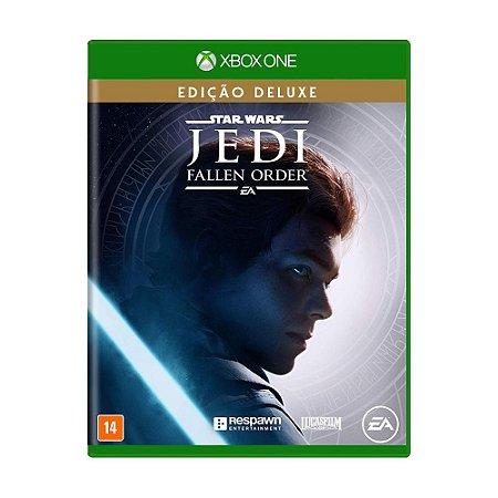 Jogo Star Wars Jedi: Fallen Order (Edição Deluxe) - Xbox One