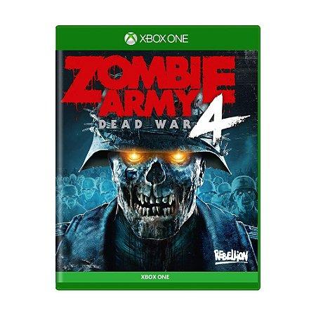 Jogo Zombie Army 4: Dead War (Day One Edition) - Xbox One
