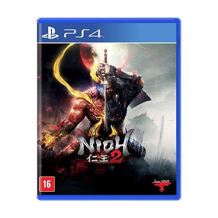Jogo Nioh 2 - PS4