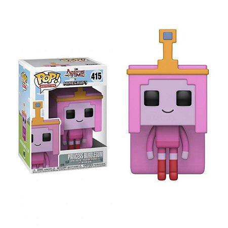 Boneco Princesa Jujuba 415 Adventure Time Minecraft - Funko Pop!