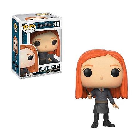 Boneco Ginny Weasley 46 Harry Potter - Funko Pop!