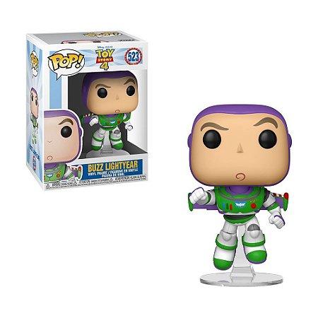 Boneco Buzz Lightyear 523 Toy Story 4 - Funko Pop