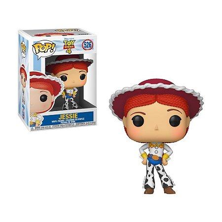 Boneco Jessie 526 Toy Story 4 - Funko Pop