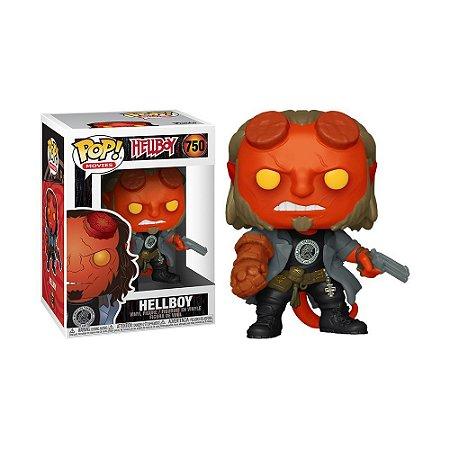 Boneco Hellboy 750 Hellboy - Funko Pop