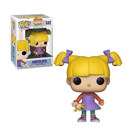 Boneco Angelica 522 Rugrats: Os Anjinhos - Funko Pop!