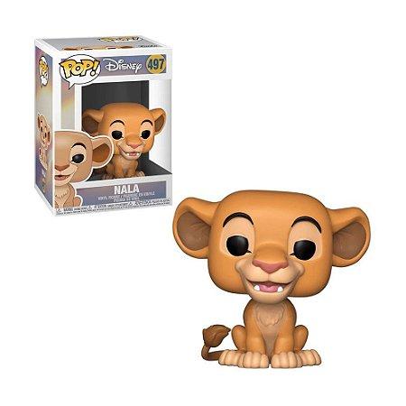 Boneco Nala 497 Disney Nala - Funko Pop!