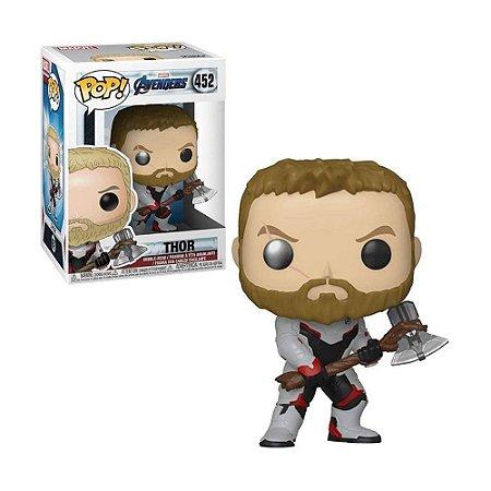 Boneco Thor 452 Marvel Avengers - Funko Pop!