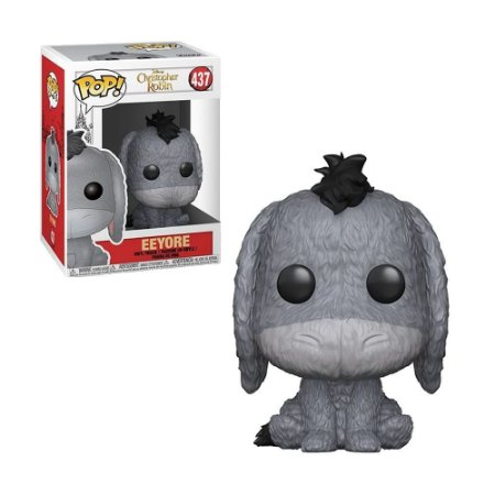 Boneco Eeyore 437 Disney Christopher Robin - Funko Pop!