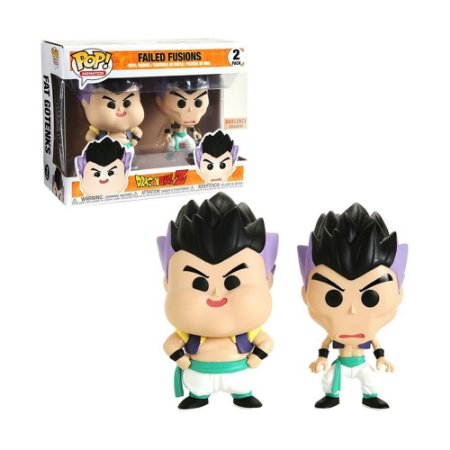 Bonecos Failed Fusions 2 Dragon Ball Z (Edição Especial) - Funko Pop!