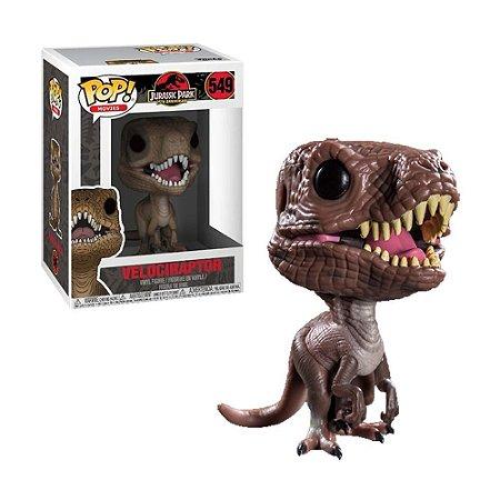 Boneco Velociraptor 549 Jurassic Park - Funko Pop!