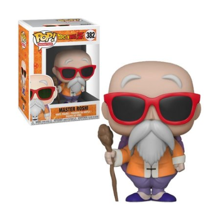 Boneco Master Roshi 382 Dragon Ball Z - Funko Pop!
