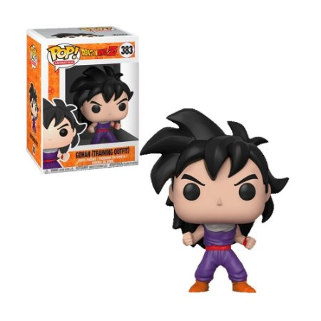 Boneco Gohan (Training Outfit) 383 Dragon Ball Z - Funko Pop!