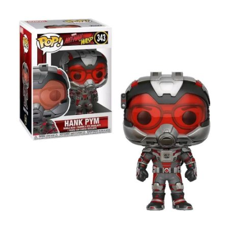 Boneco Hank Pym 343 Marvel Ant-Man and the Wasp - Funko Pop!
