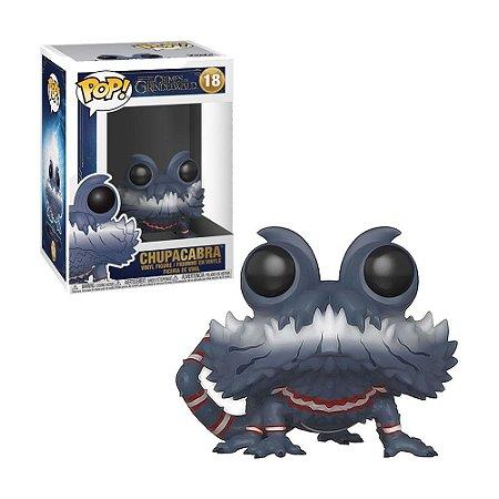 Boneco Chupacabra 18 Fantastic Beasts: The Crimes of Grindelwald - Funko Pop!