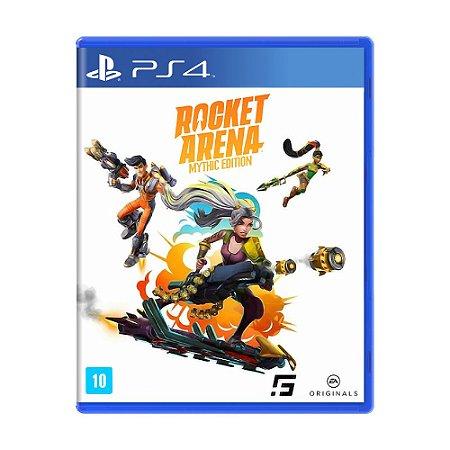 Jogo Rocket Arena (Mythic Edition) - PS4