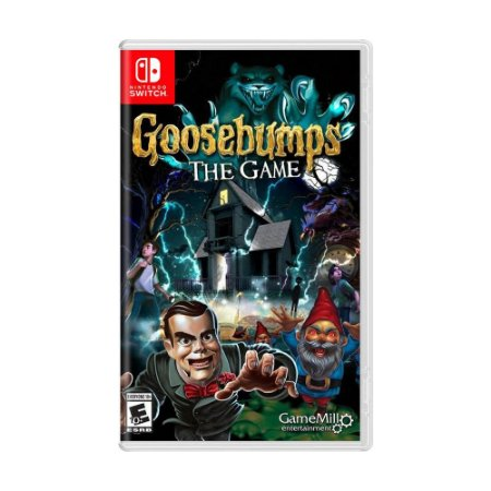 Jogo Goosebumps The Game - Switch