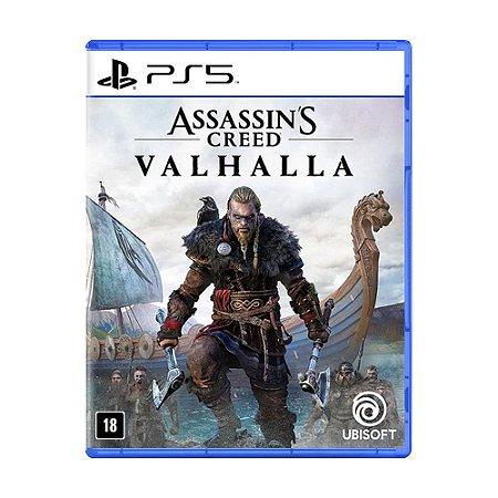 Jogo Assassin's Creed: Valhalla - PS5