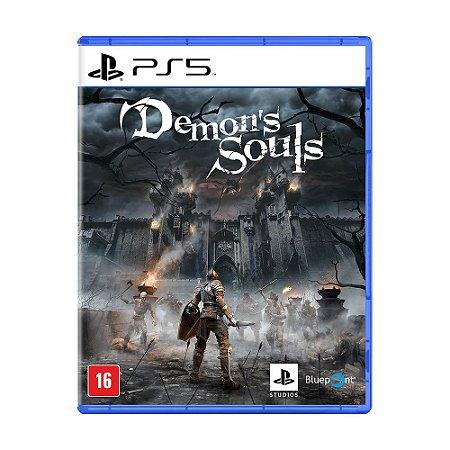 Jogo Demon's Souls - PS5