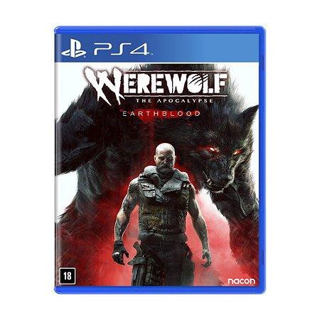 Jogo Werewolf: The Apocalypse - Earthblood - PS4
