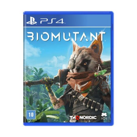 Jogo Biomutant - PS4