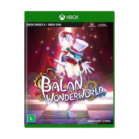 Jogo Balan Wonderworld - Xbox