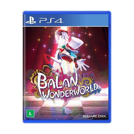 Jogo Balan Wonderworld - PS4