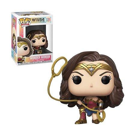 Boneco Wonder Woman 321 Wonder Woman 84 - Funko Pop!