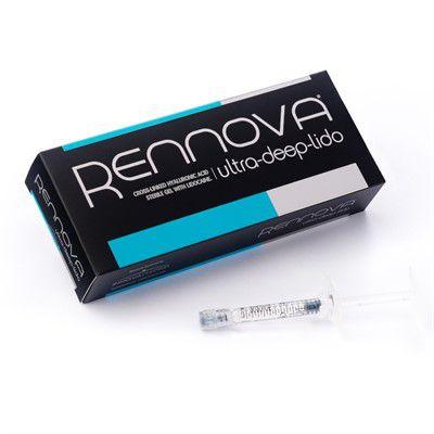 Rennova Ultra Deep Lido - Pack c/ 02 seringas de 1,25mL cada.