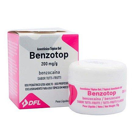 ANEST TOPICO BENZOTOP 20% - TUTTI-FRUTTI POTE 12G DFL - DFL