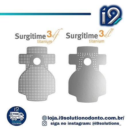 Surgitime 3DF titanium 3DF / 3DL - Bionnovation