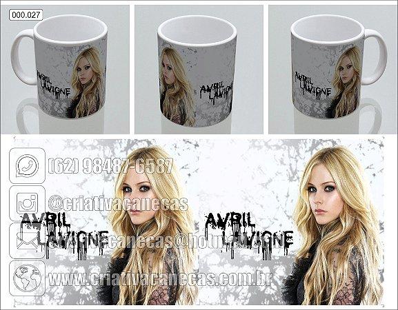 Caneca - Avril Lavigne