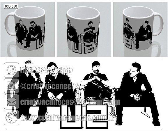 Caneca - U2