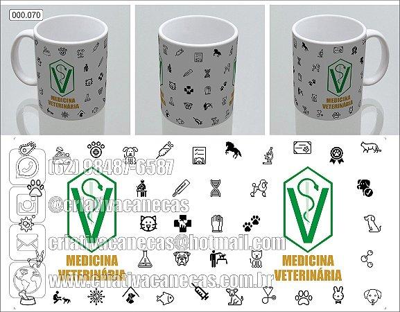 Caneca - Medicina Veterinária