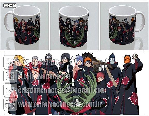 Caneca - Naruto