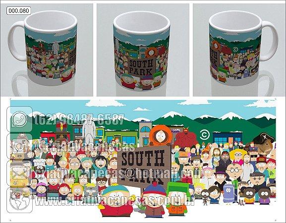Caneca - South Park