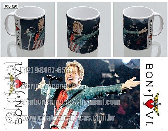 Caneca - Bon Jovi