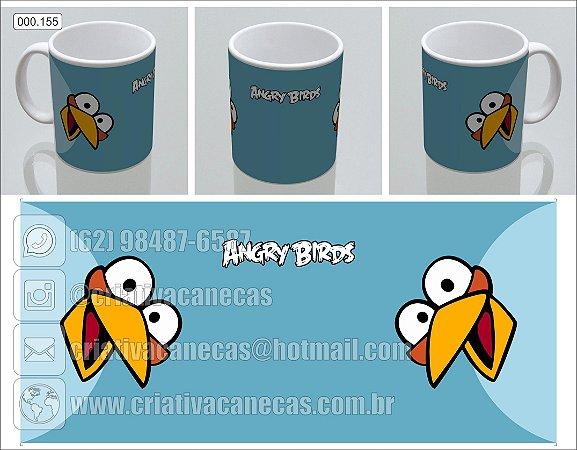 Caneca - Angry Birds