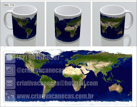 Caneca - Terra