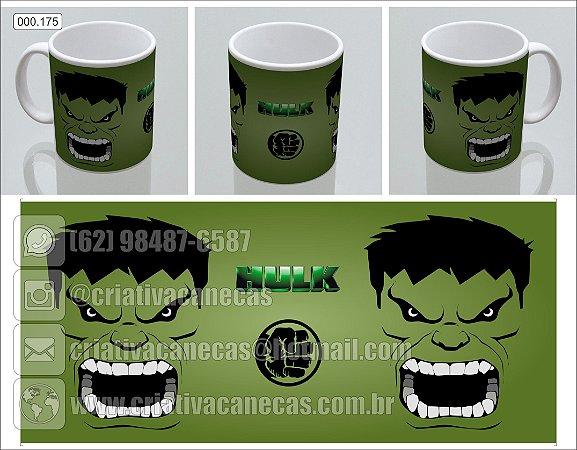 Caneca - Hulk