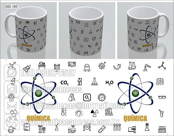 Caneca - Química