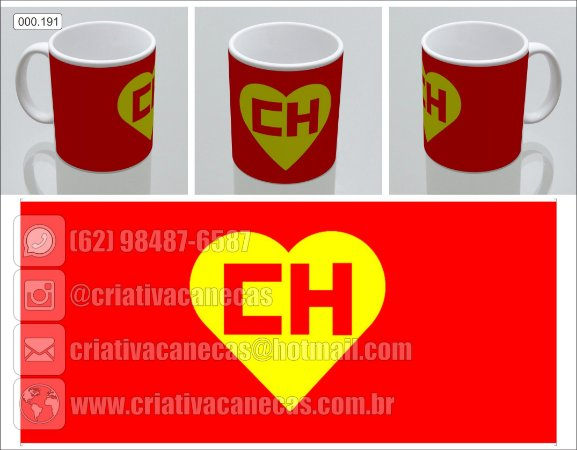 Caneca - Chapolin