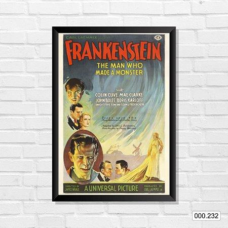 Quadro - Frankenstein