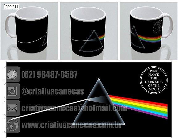 Caneca - Pink Floyd