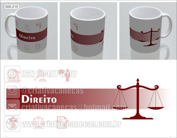 Caneca - Direito