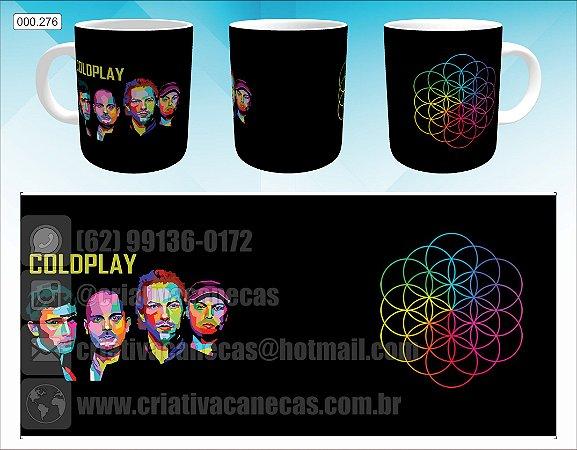 Caneca - Coldplay