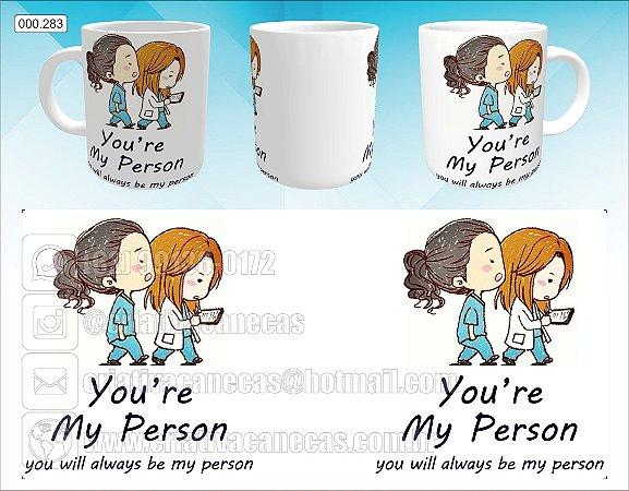 Caneca - My Person