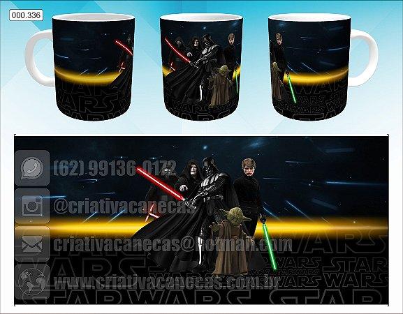 Caneca - Star Wars