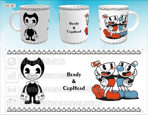 Caneca - CupHead