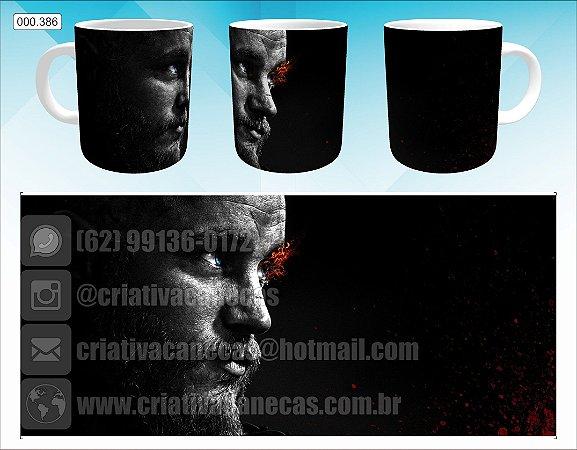 Caneca - Vikings - Ragnar