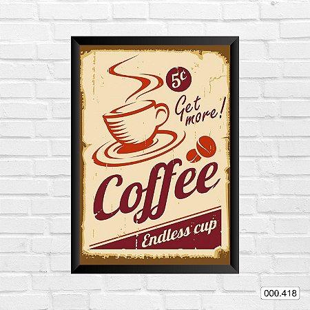 Quadro - Coffe